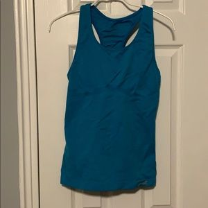 Avia Athletic Tank | Teal Blue | Size M
